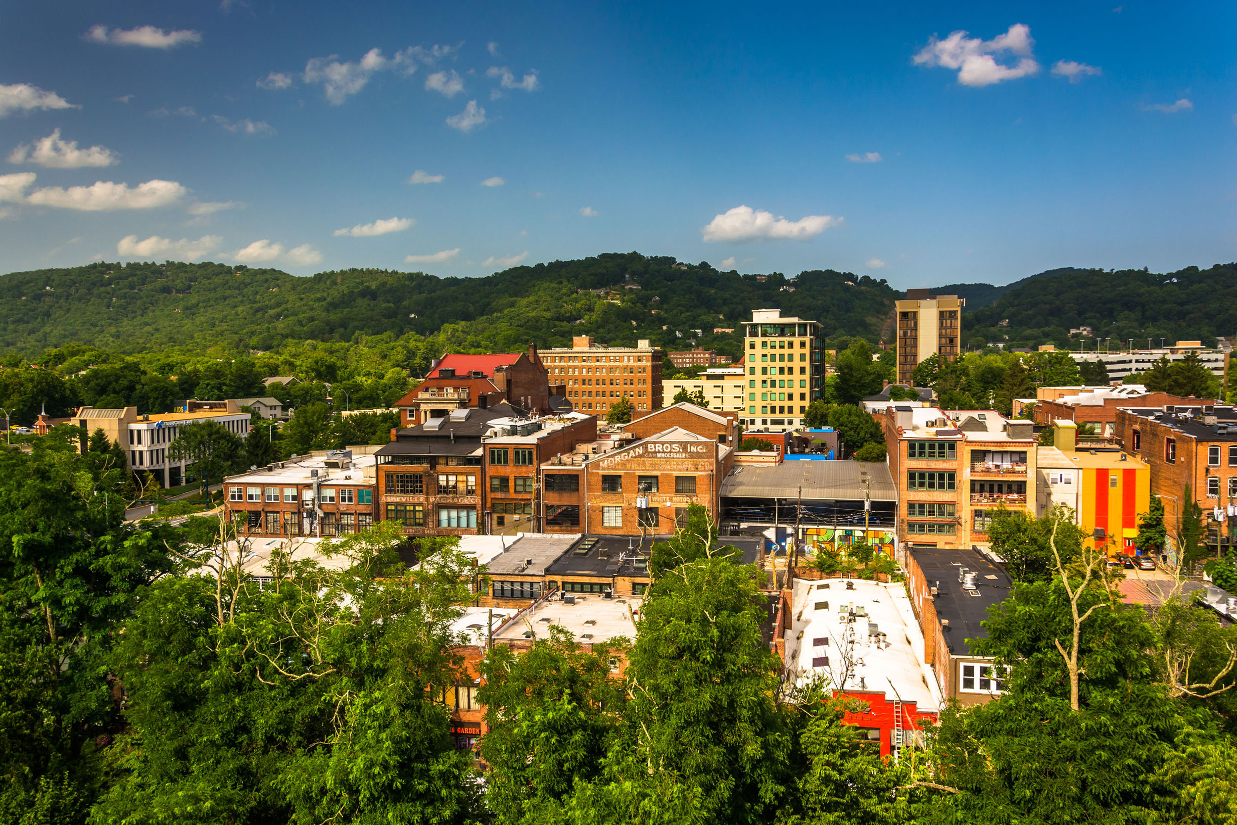 Locally Owned Restaurants Asheville Nc