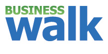 Asheville, NC Business Walk Logo