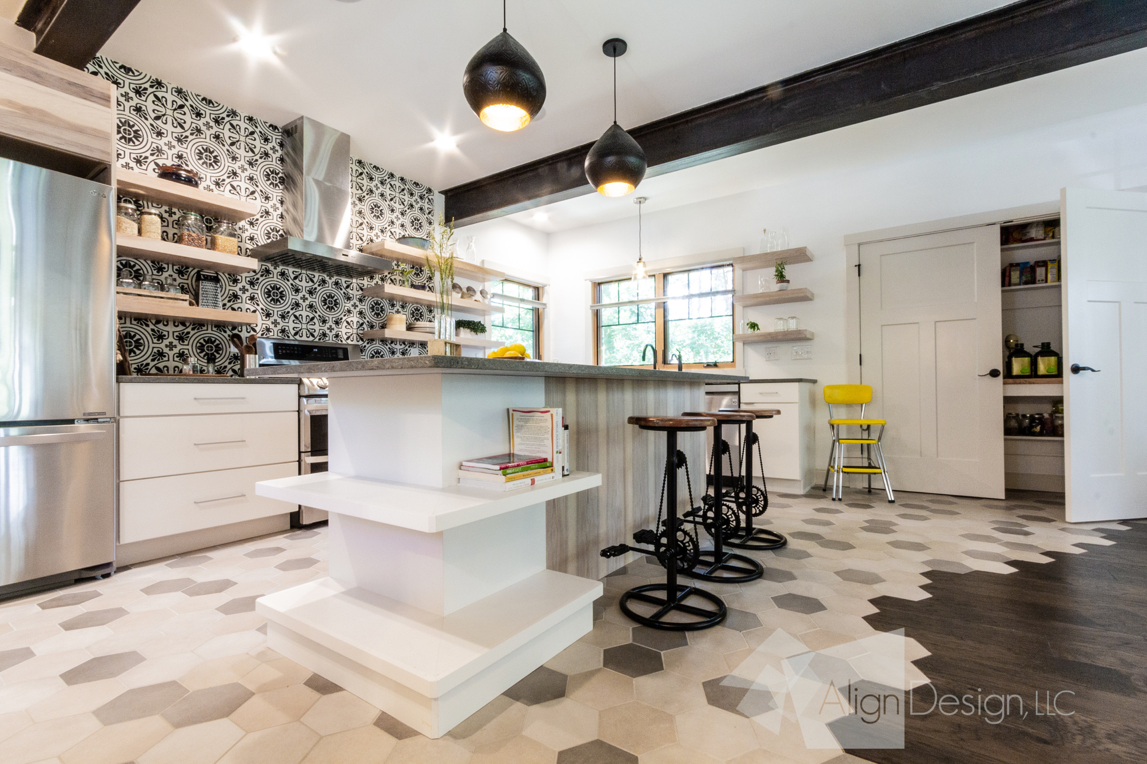 Align Design Proves That Remodeling Can Bring Function And Beauty Together At Any Price Point Asheville Area Chamber Of Commerce